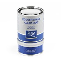Poliuretāna laka Sea-Line, 750 ml