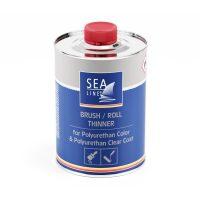 Poliurteāna krāsas - lakas šķīdinātājs Sea-Line® 250 ml