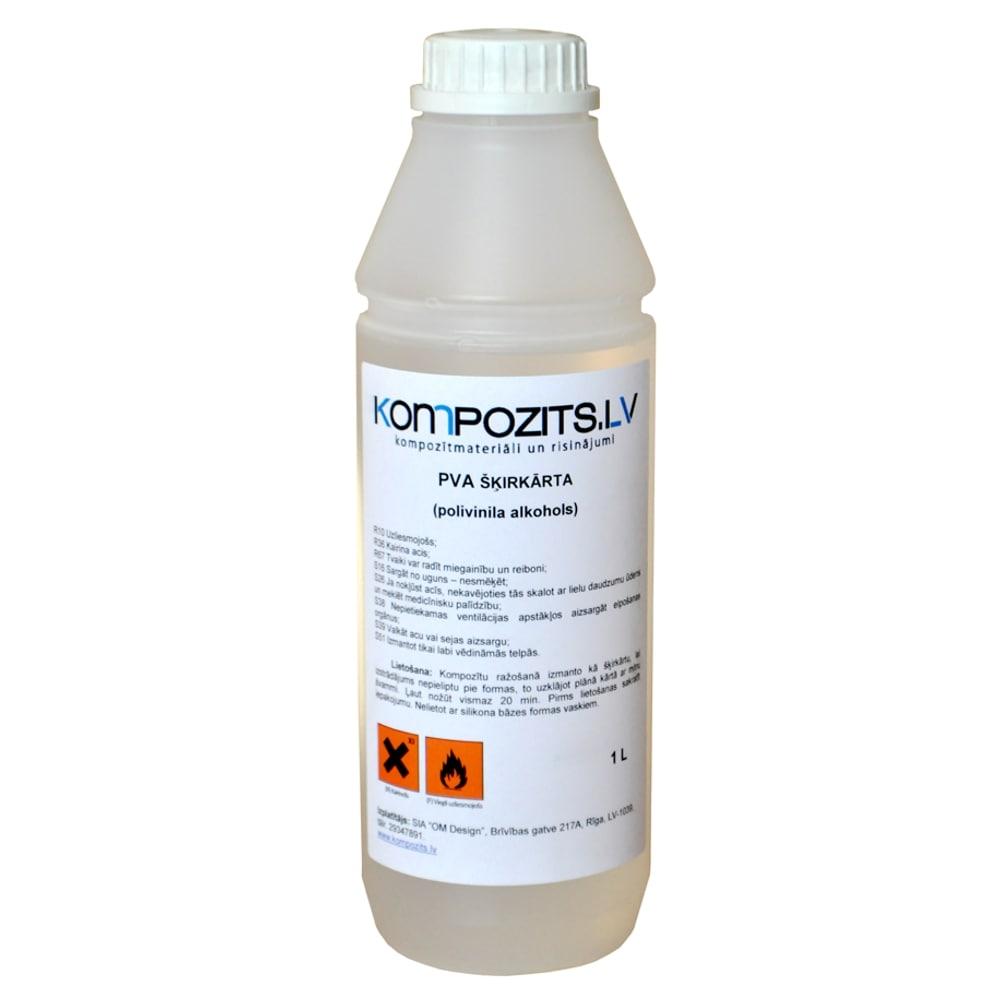 PVA šķirkārta, 1000 ml