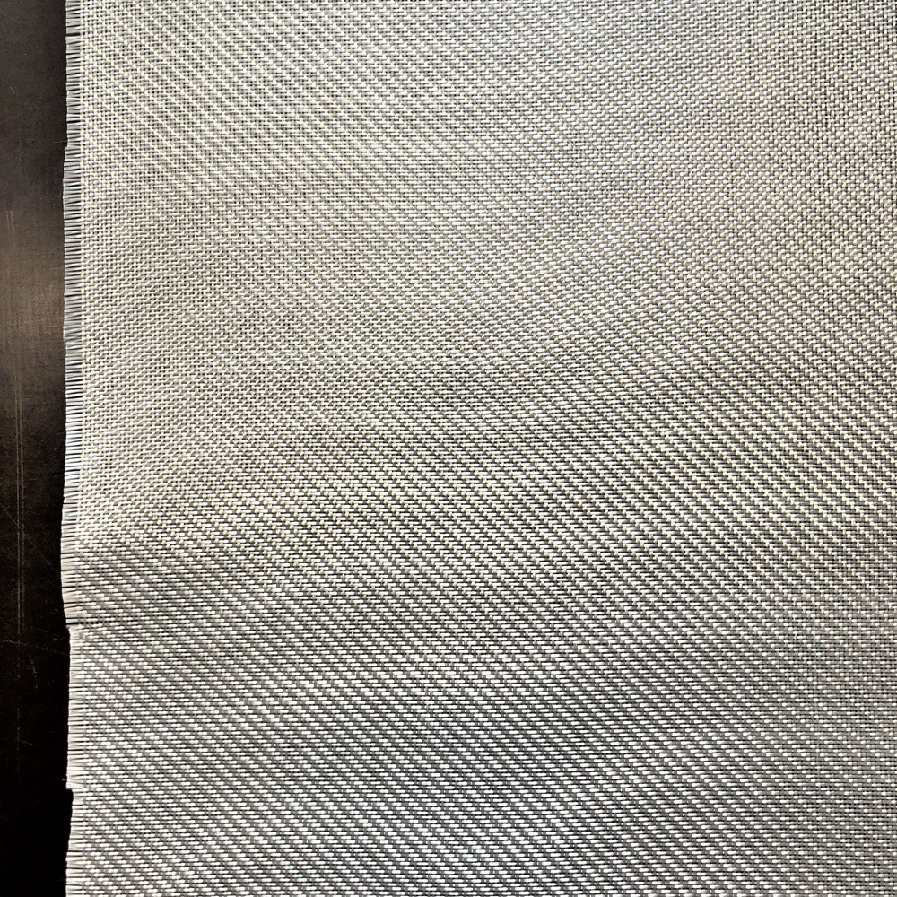 Fiberglass cloth 200 g/m2 twill