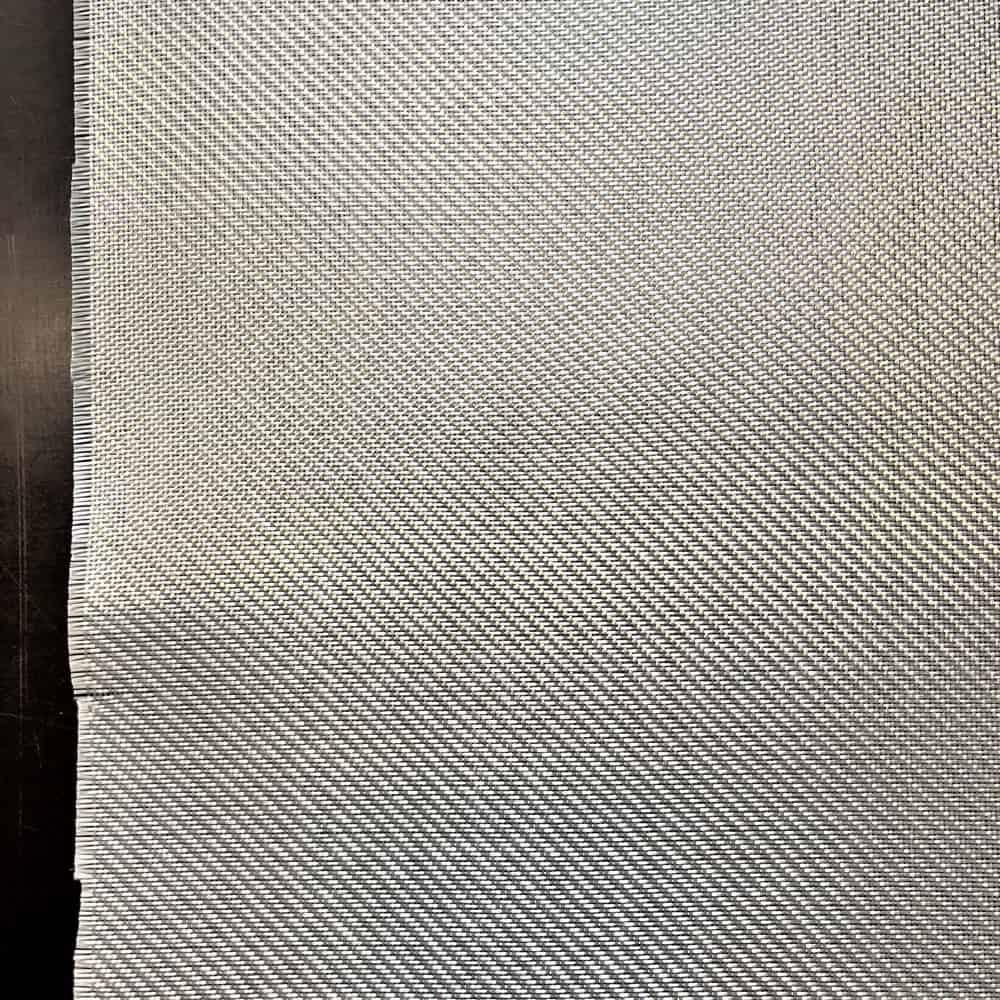 Fiberglass cloth 160 g/m2 twill