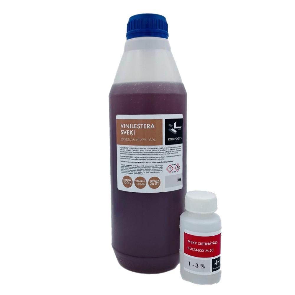 Vinilestera sveķi infūzijai Crystic® 679-03PA 1 kg