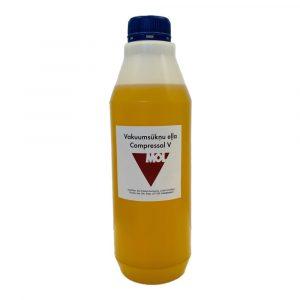 Vakuumsūkņa eļļa Compressol V 1000 ml
