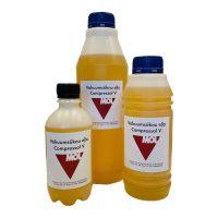 Vakuumsūkņa eļļa Compressol V, 250 ml, 500 ml, 1000 ml