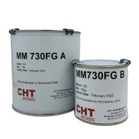 Formu silikons MM730 FG ar pārtikas sertifikātu 1.1 kg komplekts